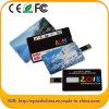 卸売はカスタマイズするロゴのクレジットカードのペン駆動機構のフラッシュDriveforの試供品(EC003)を