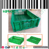 Scomparto pieghevole del recipiente di plastica per le frutta e le verdure