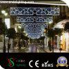 Luces de calle de la cruz del adorno de la Navidad del LED