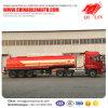 Нефтяного танкера трейлер Semi с слоем толщины 100mm изолируя