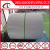 Bobina de aço galvanizada Prepainted branca de Ral 9003