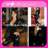 1PC MOQ New Fashion Hot Sexy Ladies Leather Club Wear (M7129)