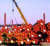 Öl-umkleidendes Stahlrohr, Schlauchstahlrohr L80 13cr 9cr, API 5CT Tubing&Casing