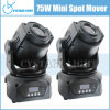 Миниое Powerful 75W СИД Effect Spot Moving Head