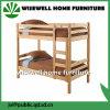 2人の子供(WJZ-B35)のための固体マツ木ベッド