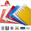 外面4mm Wall Cladding Aluminium Composite Panel Facade PVDF