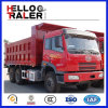 FAW 6X4の重いダンプカートラック30tのダンプ貨物自動車のトラック
