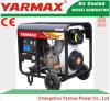 Moteur diesel diesel approuvé Genset de groupe électrogène de bâti ouvert de la CE ISO9001 5kw 5000W de Yarmax