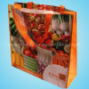 Рециркулированный изготовленный на заказ мешок покупкы Tote бакалеи печатание сплетенный PP