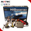 HID Xenon Light Bulb with Slim Ballast AC / DC 35W / 55W / 75W / 100W