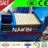 Purificador de petróleo del papel de filtro de la prensa de la placa, máquina del separador de agua del petróleo