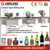 De nieuwe Hete Bottelmachine van het Water van de Verkoop 6heads Lineaire