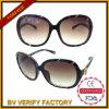 Decorações metálicas retas Óculos de sol de plástico F7470