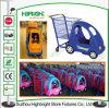 Kind-Einkaufswagen-Gemischtwarenladen scherzen Einkaufen-Laufkatze