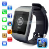 Способ Silicone Band Pedometer для iPhone Bluetooth Handsfree Watch