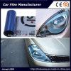 Self-Adhesive свет - голубой винил подкраской автомобиля пленки фары автомобиля цвета снимает 30cmx9m