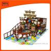 Pt aprovou Navio Pirata equipamentos de playground coberto