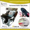Laço de sapata de Rykl-II que derruba a máquina para o laço do saco da corda do punho da venda 6000 Pairs/8hours que derruba o miliampère