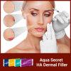 Заполнитель Hyluronic анти- морщинки кисловочный дермальный