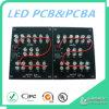 Zoll LED Schaltkarte-Leiterplatte-Aluminium-Unterseite