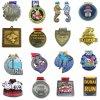 Coutume antique de médaille du souvenir 3D de Runnning gravée par qualité (YB-M-011)