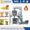 Macchina imballatrice del piccolo dell'alimento 2000g serpente verticale delle patatine fritte da vendere