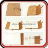 Dom corporativa de textura de madeira PU personalizada para notebook