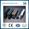 Perfil de aluminio anodizado de OEM para la decoración