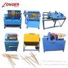Chaîne de production industrielle de cure-dent cure-dent en bois faisant la machine