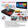 Glissières indiennes d'IPTV 500+ plus le cadre de CPU TV de faisceau de quarte d'Amlogic S905X