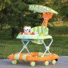 6개의 색깔 온라인으로 공장 도매를 위한 귀여운 Foldable 아기 보행자