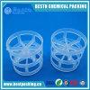 Anello di plastica della cappa di trasferimento di massa per l'estrazione liquida