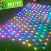 Многоцветные Lightng сетка Рождество сад светодиодный индикатор наград