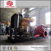 14inch de centrifugaaldiePomp van het Water door 120kw Diesel Egnine wordt gedreven