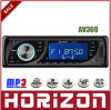Accord électronique de bande du joueur FM de MP3 MP4 de voiture de l'horizon AV369, MP3 automatique, voiture MP3 (AV369)