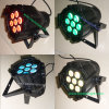 Qua Color Mini LED PAR Can with 7*10W 4-in-One LED