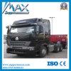 Sinotruk HOWO A7 420HP Tractor Trailer Head 6X4 Truck