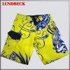 Shorts populares da praia do estilo para o desgaste do verão