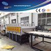 Linha de produção da placa da espuma da crosta do PVC