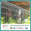 Cerca revestida do engranzamento de fio de Brc Rolltop da cerca do engranzamento do PVC Brc