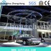 AluminiumHorizontal Circle Truss für Car Exhibition