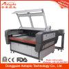 Auto中国のFeeding FabricレーザーEngraving Cutting Machine 100W
