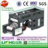 Impresora central de alta velocidad de Flexo del tambor de 4 colores