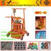 機械価格に移動式ブロック機械をするQmr2-45小さいブロック
