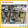 Mini maquinaria refinada da refinação de óleo da planta da máquina da refinaria de petróleo óleo