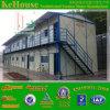 Doppia Camera economica della struttura d'acciaio del piano per vivere