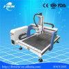 Anunciando o router de alumínio 6090 do CNC do MDF da madeira
