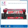 Stampante di getto di inchiostro del tessuto di Georgette con risoluzione di larghezza di stampa delle testine di stampa 1.8m/3.2m di Epson Dx7 1440dpi*1440dpi per stampa del tessuto direttamente