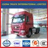 Camion d'entraîneur de HOWO 336HP 6X4/tête d'entraîneur/camion de remorque/moteur