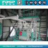 Instalación de producción razonable de la pelotilla del pienso de la estructura 30t/H